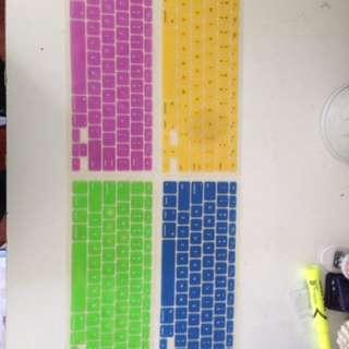 Mac Laptop Keyboard Cover