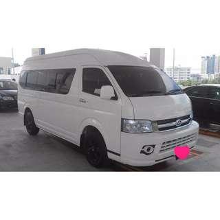 Van ( 14 seater )