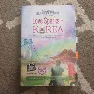 Love Sparks In Korea
