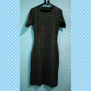 Bodycon Dress (Pas Badan)