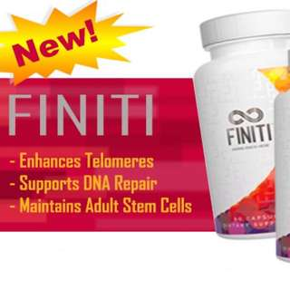 Finiti - Feel Rejuvenated And Youthful