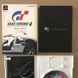 PS2 GT4 中文版