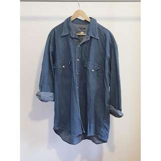 Vintage Denim Jacket/shirt