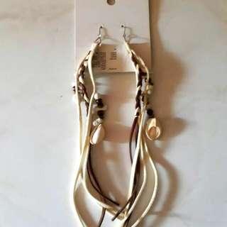 H&M Boho Inspired Earrings