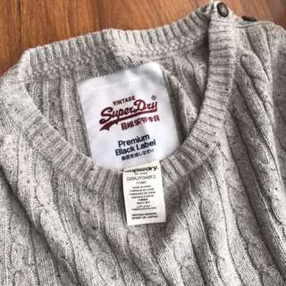 Super dry Jumper