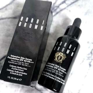 CHEAP! (U.P $77, now $50)Bobbi Brown Intensive Skin Serum Foundation SPF 40PA+++ (AUTHENTIC)