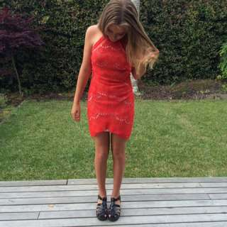 Peppermayo Red Dress