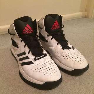 Adidas Cross 'em Basketball Shoes