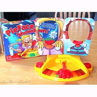 Pie Face Showdown Christmas Xmas Gift Gifts Present Presents [BRAND NEW]