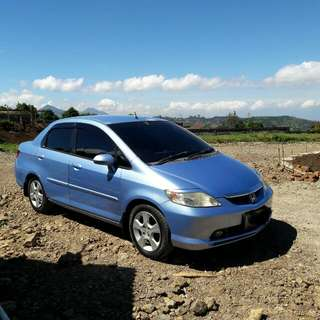 Honda City AT 2003
