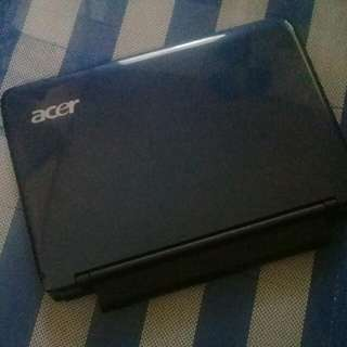 Blue ACER ASPIRE ONE ZA3