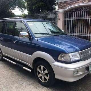 2001 Toyota Revo SR