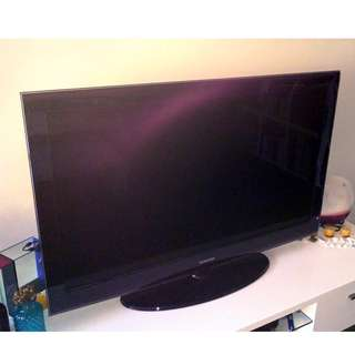 SAMSUNG TV LA46A650 116cm, (46 Inch) LCD Full HD INTEGRATED