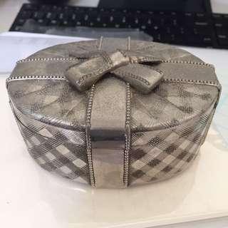 Jewellery Box Silver