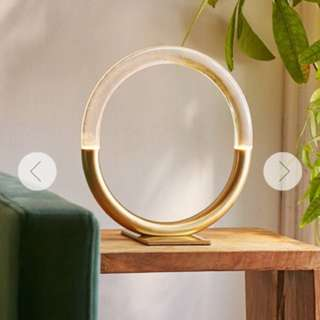 Urban Outfitters Helios LED Lamp