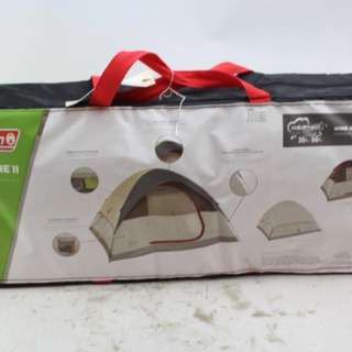 Coleman Highline II Dome Tent