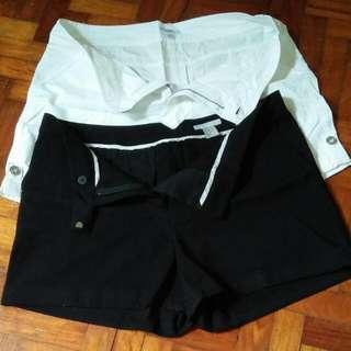 H&M Bossini Bundle Shorts
