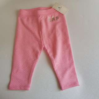 [NEW] Baby GAP Baby Girl Legging 6-12 Months