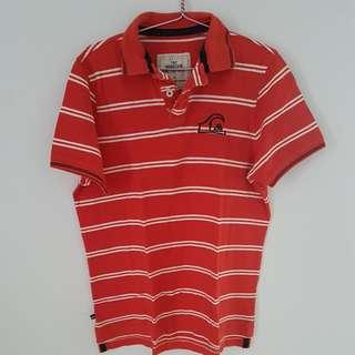 New Quiksilver Polo Shirt XL