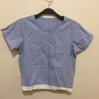 Boxed Blouse