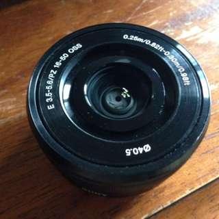 Sony E-mount 16-50mm f3.5-5.6 Power Zoom Lens