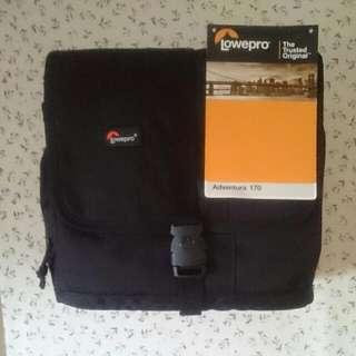 Sale Brand New Camera bag - Lowepro Adventura 170