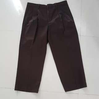 Celana Kain Allan Brooke Size 40
