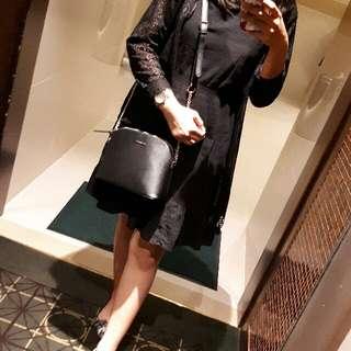 Black Dress Flow