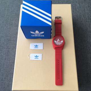 Adidas Red Watch (unisex)