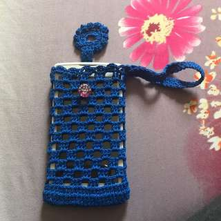 Crocheted Cellphone Case