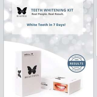 Beautiful Whitening Kit