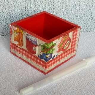 手作3D拼貼盒(免費送贈)ID-i