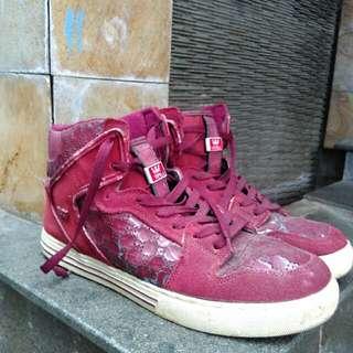 sepatu basket ori vietnam