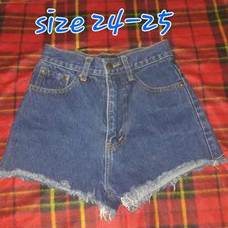 HW Denim Short