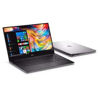 BNIB - Dell XPS 13 Notebook 9360-75015SG (Intel i7, 16GB RAM, 512 SSD) (Silver)