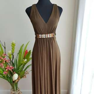 Preloved E.PSE Long gown