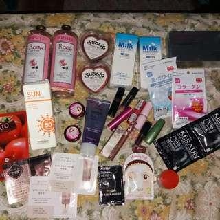 Makeups And Skincare