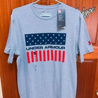 美國代購 Under Armour 純棉短T 運動、逛街、休閒皆可穿搭