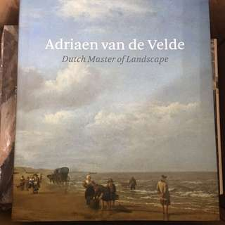Adriaen Van De Velde- Dutch Master Of Landscape