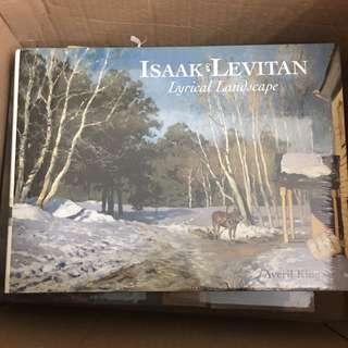 Isaak Levitan - Averil King