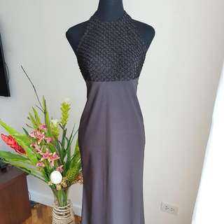 E.pse Brand Long Gown