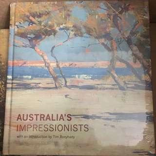 Australia's Impressionists - Tim Bonyhady
