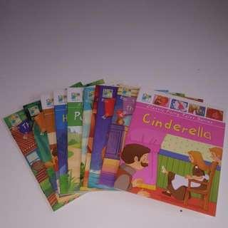 10 sets of Children books