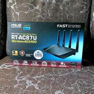 Asus RT-AC87U Gigabit Router