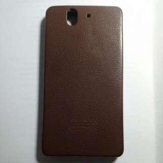 Sony Xperia Z 荔枝紋 咖啡巧克力色 手機軟殼