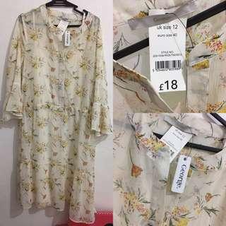 George Floral Dress