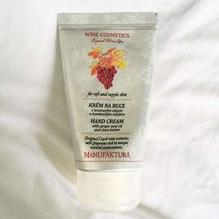 BN Wine Cosmetic Hand Cream