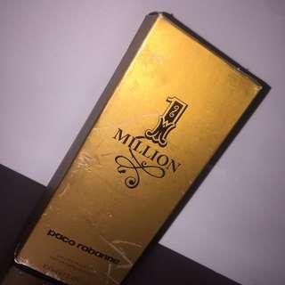 1 million Paco Rabanne perfume