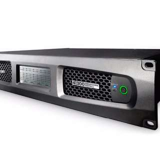 Crown DCi 4 300 Four Channel Analog Power Amplifier