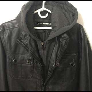 Steve Madden Leather Jacket